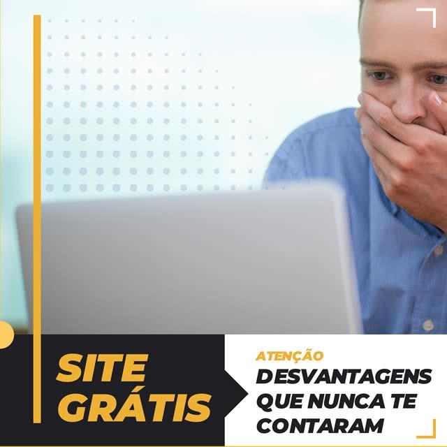 Criação De Site Gratuito: Desvantagens Que Nunca Te Contaram